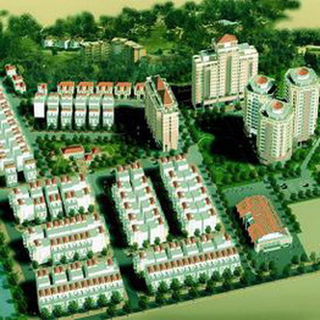Hà Nội có thêm dự án khu đô thị mới rộng hơn 30ha