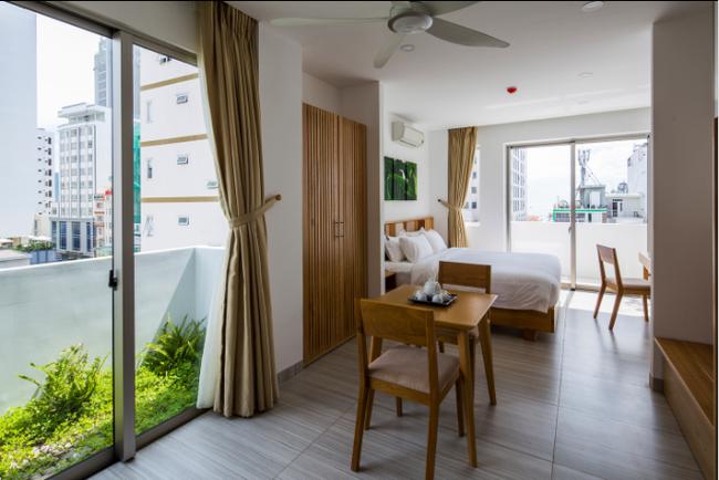 """Condotel như một """"ốc đảo xanh"""" giữa lòng thành phố biển Đà Nẵng xuất hiện ấn tượng trên báo Mỹ"""