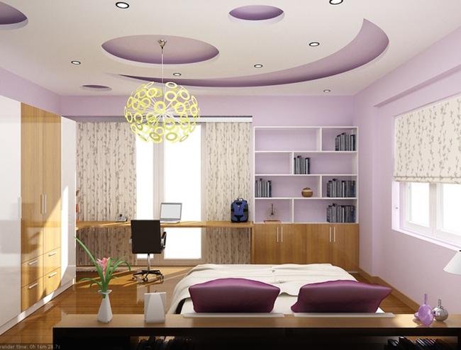 - Nên chọn loại trần nhà nào thì tốt cho căn hộ chung cư?