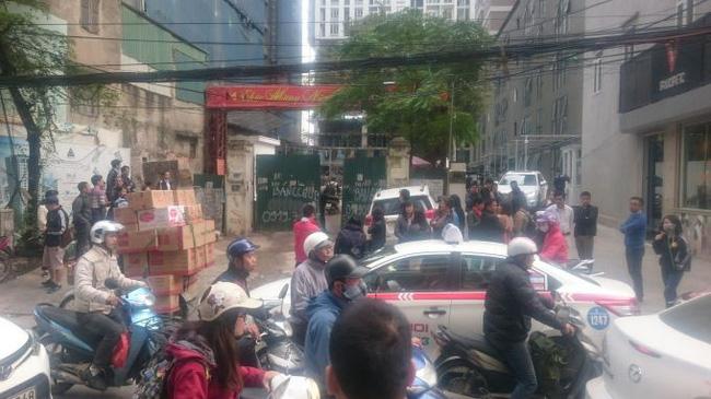 Chung cư Mỹ Sơn Tower chậm tiến độ gần 2 năm, người dân gửi đơn cầu cứu lãnh đạo Hà Nội