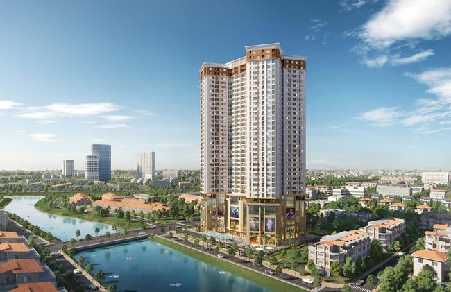 Bất động sản Hà Đông sôi động dự án mới