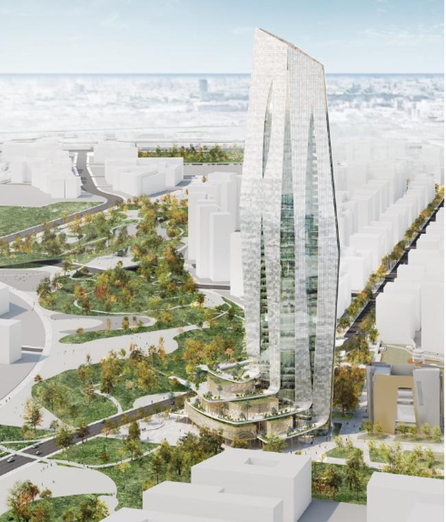 Công trình xanh chọc trời của tương lai trông sẽ như thế nào?