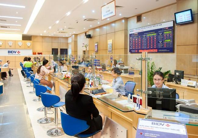 BIDV: Lợi nhuận năm 2016 giảm do mạnh tay trích lập dự phòng