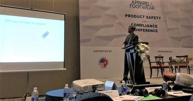AAFA: Ngành dệt may và giày da vẫn có lợi thế cạnh tranh tốt bất chấp không TPP