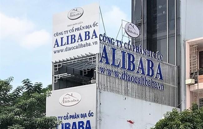 Hệ thống chính quyền TP.HCM vào cuộc kiểm tra hoạt động của Địa ốc Alibaba