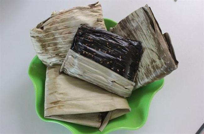 Bánh gai, bánh gấc, giò trâu Ninh Giang tiêu thụ mạnh ngày Tết