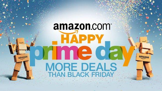 """Giảm giá """"khủng"""" hơn cả Black Friday, Amazon toan tính gì với Prime Day?"""