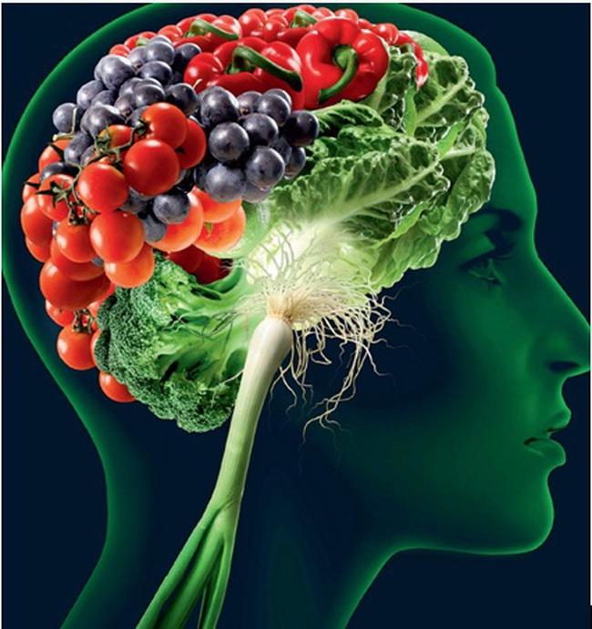 """Những thực phẩm """"đầu bảng"""" giúp trí óc luôn sáng suốt"""