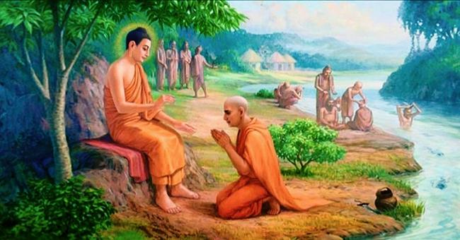 """Người đàn ông hỏi Đức Phật: """"Làm thế nào để sống thanh thản, vứt bỏ mọi buồn lo?"""" Và câu trả lời chỉ có 2 từ khiến nhiều người giật mình thức tỉnh"""