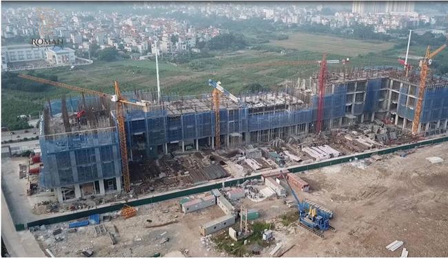 Soi tiến độ loạt dự án chung cư đang được quan tâm dọc vành đai 3 Hà Nội - ảnh 1