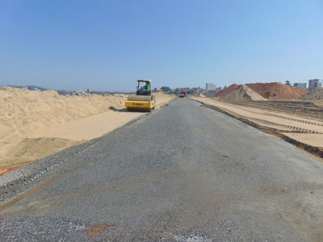 Cập nhật tiến độ dự án Khu nhà ở Nghĩa An –Quảng Ngãi đến cuối tháng 4/2017