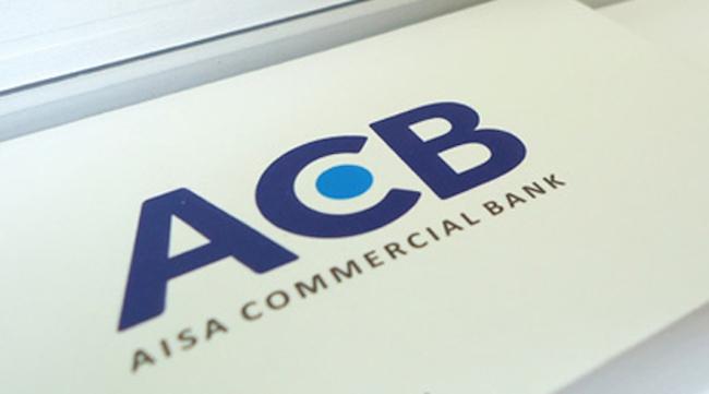 Cải thiện mảng mua bán chứng khoán, quý II/2017 ACB ghi nhận lợi nhuận gấp rưỡi cùng kỳ
