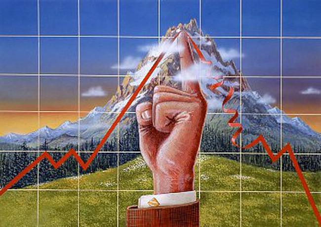 Khối ngoại tiếp tục bán ròng, VnIndex vẫn lấy lại cột mốc 830 điểm trong phiên 25/10