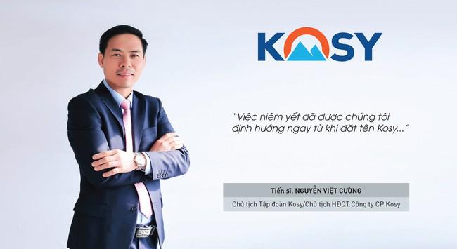 Thêm một mã cổ phiếu bất động sản tiềm năng chào Sàn UpCOm: KOS