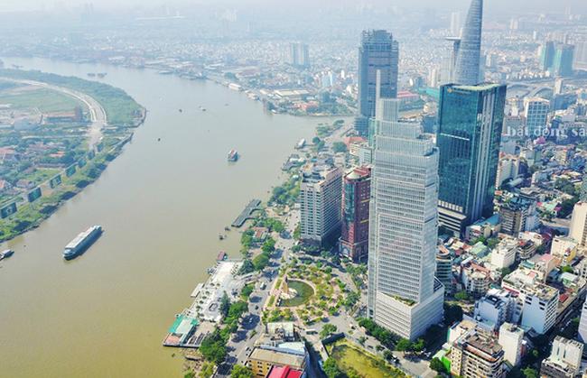 Diện mạo đô thị dọc 2 bờ sông Sài Gòn sau hơn 20 năm quy hoạch nhìn từ trên cao