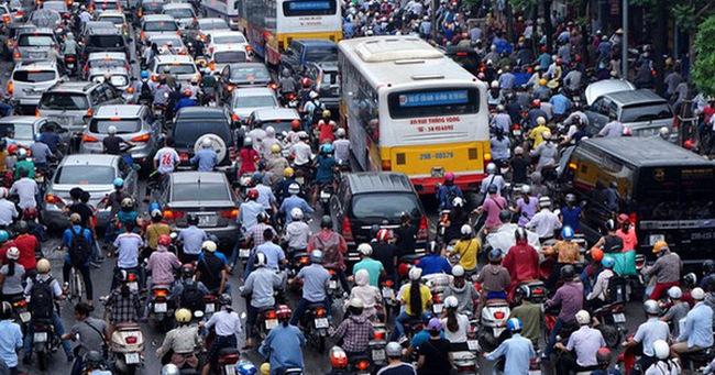 95/96 đại biểu HĐND tán thành: Lộ trình cấm hoàn toàn xe máy ở nội thành Hà Nội