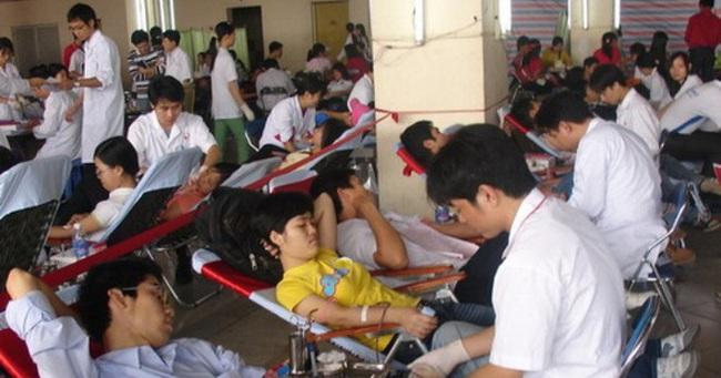 Bộ Y tế bác bỏ thông tin đề xuất công dân bắt buộc hiến máu