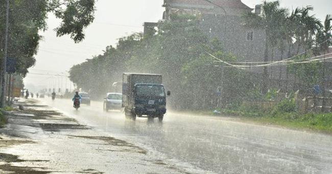 Đến khi nào Hà Nội mới có mưa?