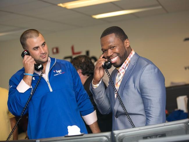 Nhà đầu tư bí ẩn 50 Cent kiếm 21 triệu đô trong cơn bán tháo
