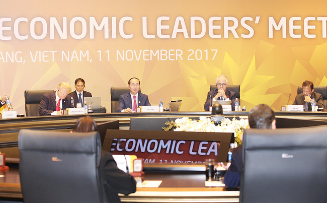 Chủ tịch nước Trần Đại Quang chủ trì phiên họp quan trọng nhất APEC