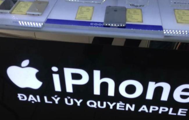 Cấm sử dụng logo Apple: Chủ cửa hàng nói gì?