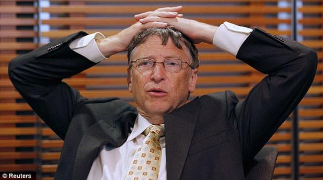 Tưởng đã 'chắc như đinh đóng cột' nhưng chỉ một chút nữa thôi là người đàn ông này soán ngôi giàu nhất thế giới của Bill Gates
