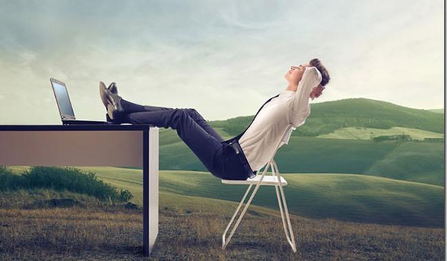 Những người thông minh thường làm 6 điều này trong ngày nghỉ để công việc thuận lợi