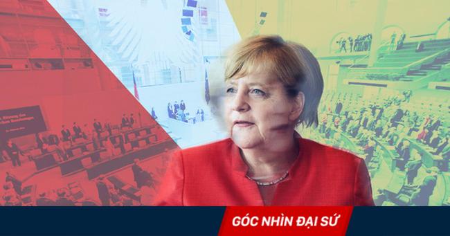 Bà Merkel phạm sai lầm, chính trường Đức chao đảo sau gần 70 năm
