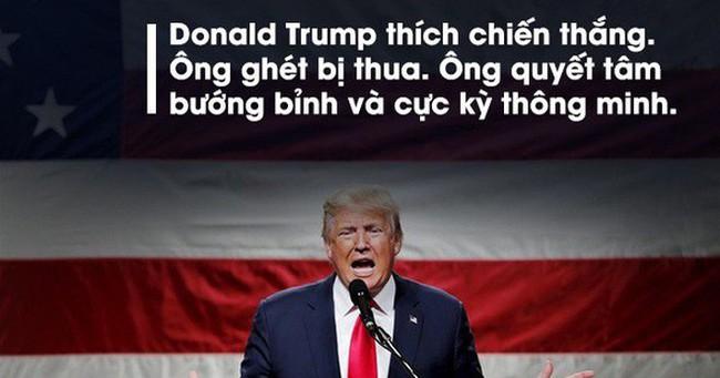 Chiếc ghế tổng thống Mỹ: Ông Donald Trump có cơ hội là một tổng thống vĩ đại