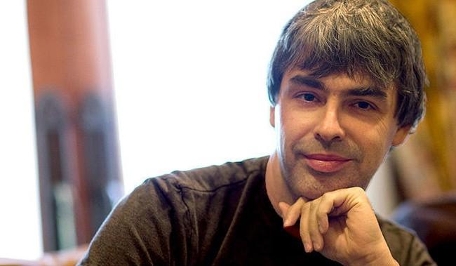 """Từng bật khóc sau khi đọc xong một cuốn sách, CEO Larry Page quyết tâm sáng lập """"gã khổng lồ"""" Google"""