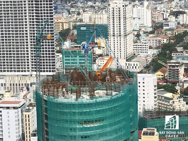 """Vướng tranh chấp với nhà thầu Coteccons, chủ đầu tư dự án Panorama Nha Trang tuyên bố """"phá sản"""" kế hoạch nâng thêm 4 tầng"""