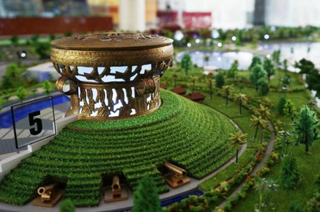 Thanh Hóa sắp xây công viên gần 2.400 tỷ đồng