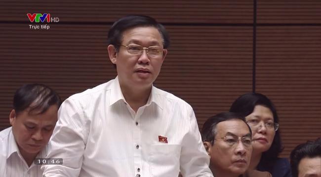 Phó Thủ tướng Vương Đình Huệ: Chúng ta có tiền mà không tiêu hết được!