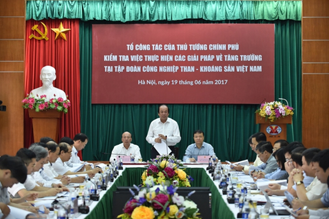 Thủ tướng yêu cầu TKV xử lý 9 triệu tấn than tồn kho