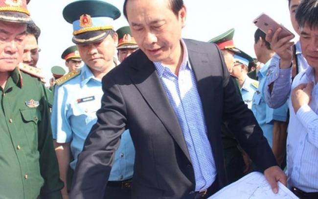 Bàn giao 21ha đất quốc phòng mở rộng sân bay Tân Sơn Nhất