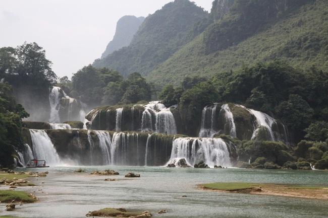 Thác Bản Giốc thành trọng điểm du lịch quốc gia, quy mô 1.000 ha