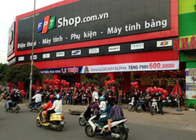 Nhóm Dragon Capital chính thức công bố sở hữu 20% cổ phần của FPT Shop