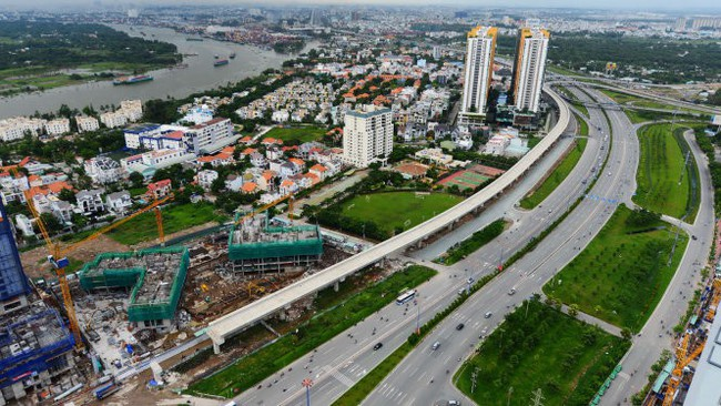 TP.HCM đề nghị hoàn trả tiền tạm ứng cho metro số 1