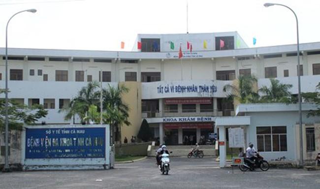 Thực hư Bệnh viện đa khoa Cà Mau lâm nợ
