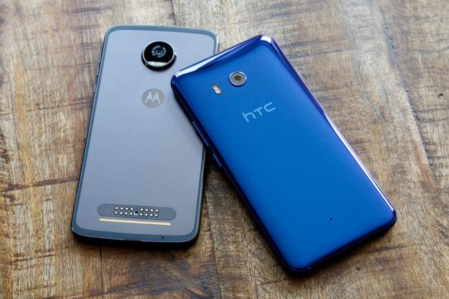 Google sắp mua xong HTC?