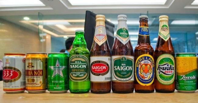 """Mạnh tay bán vốn Nhà nước tại hai """"ông lớn"""" bia tháng 10 - 11 tới"""