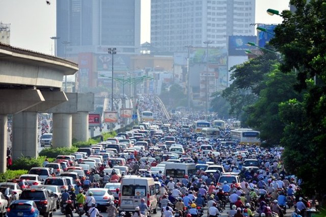 Hạ tầng giao thông tại Hà Nội và TPHCM sẽ tác động mạnh mẽ đến giá BĐS