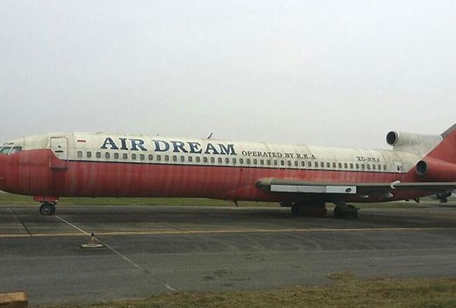Không thể định giá nổi Boeing vô chủ tại Nội Bài