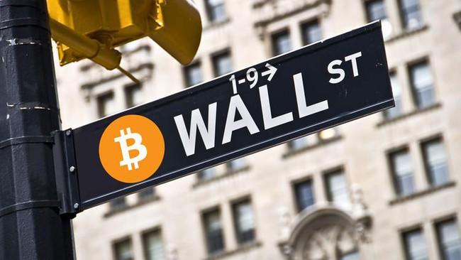 Bitcoin gần chạm 6.000 USD, các ngân hàng phố Wall cũng 'phát cuồng' với tiền số