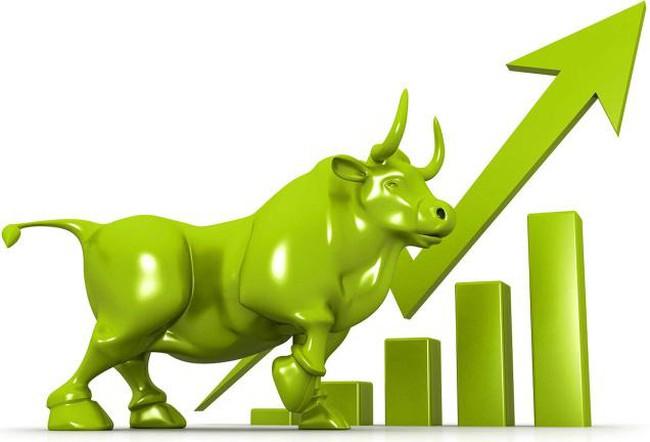 Gần 7.000 tỷ đổ vào thị trường, VnIndex tăng hơn 10 điểm trong phiên đầu tuần