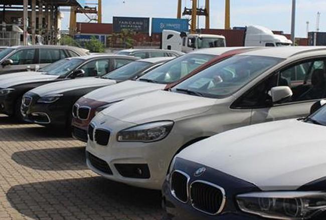 Euro Auto đang nợ tiền lưu kho bãi lô xe BMW hơn 2 tỷ đồng - ảnh 1