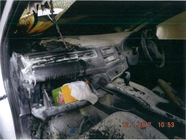 Bê bối mới ở Uber: Biết xe lỗi nhưng vẫn cho tài xế thuê và xe bốc cháy