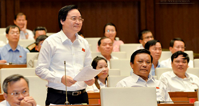 Bộ trưởng Phùng Xuân Nhạ: Các sở đều đồng tình bỏ biên chế