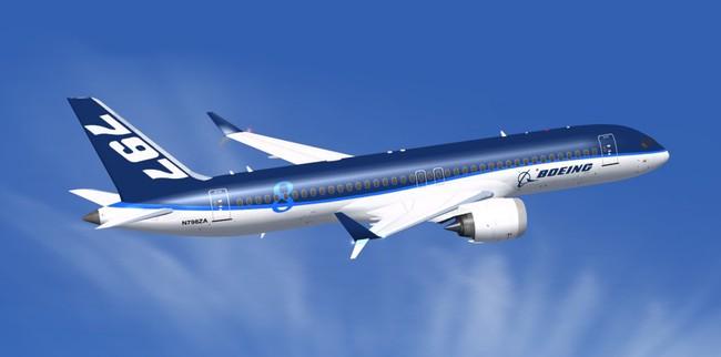 Boeing bất ngờ ra mắt phiên bản 797 tại Triển lãm Hàng không Paris