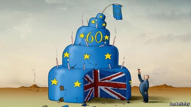EU sinh nhật 60 tuổi: Liệu có phép màu nào cho châu Âu?